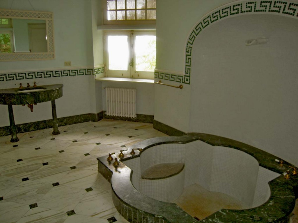 Villa fersen - The bathroom